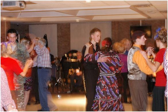 UNBB Dance PNR